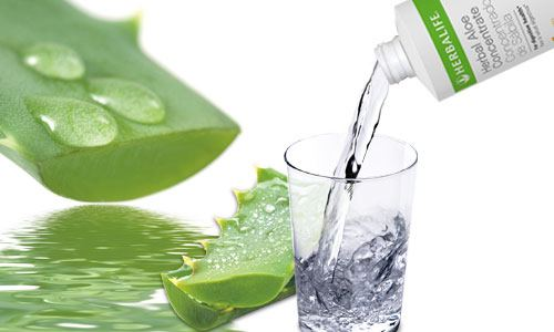 Herbalife Aloe Concentrate 1