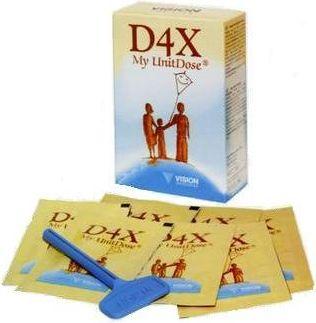 D4x my unit dose Vision 3