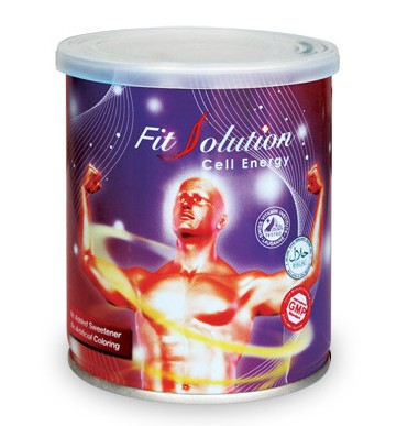 Fit Solution Cell Energy 1