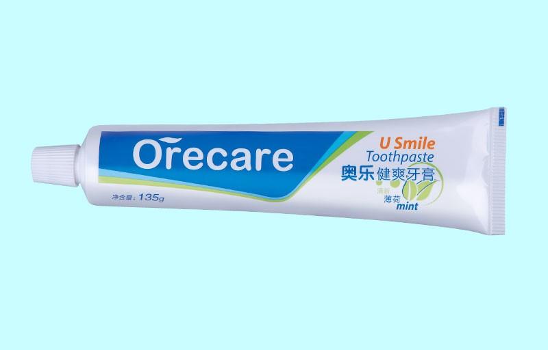 Kem đánh răng Orecare U Smile Tiens 2