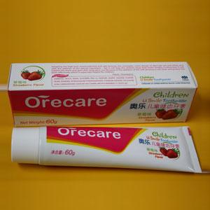 Kem đánh răng trẻ em Orecare U Smile Thiên Sư 1