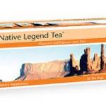 Native Legend Tea của Unicity trà giải độc gan