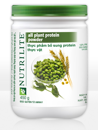 Protein Amway All Plant Protein Nutrilite 1