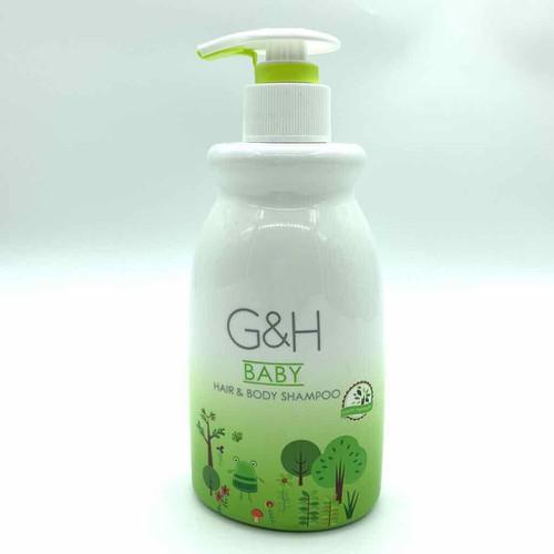 Sữa Tắm – Gội Em Bé Amway G&H Baby Hair & Body Shampoo 400 ml