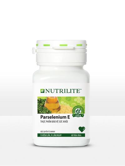 Vitamin E Amway – Nutrilite Parselenium E (Bổ Sung Vitamin E và Selenium)
