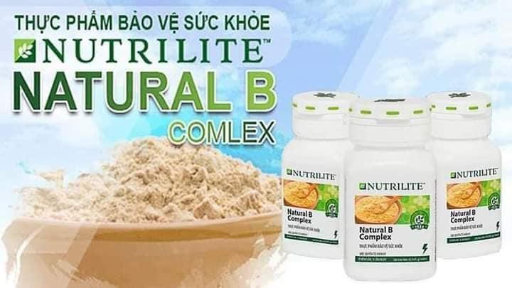 Vitamin B Amway - Nutrilite Natural B Complex