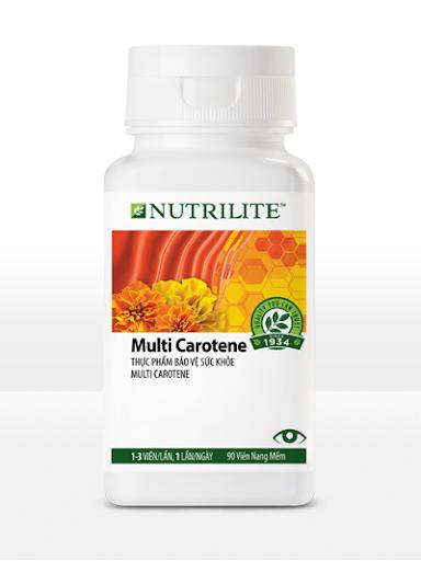 Vitamin A Amway – Nutrilite Multi Carotene 90 viên