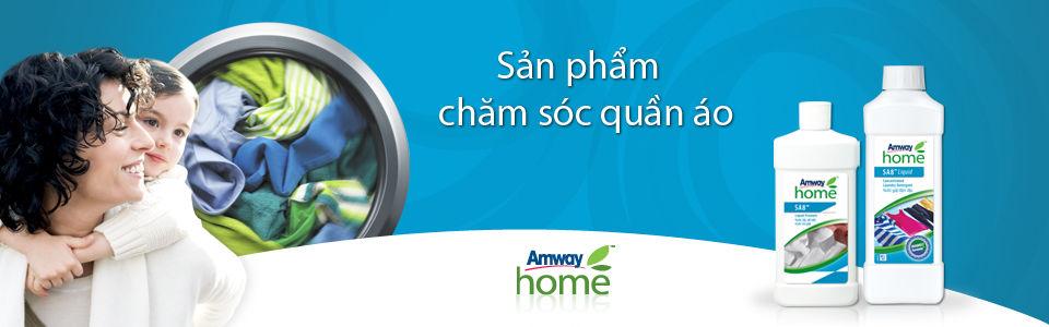 Nước giặt đậm đặc SA8 (1 lít) của Amway 1
