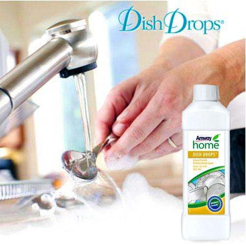 Nước Rửa Chén Đậm Đặc Dish Drops 2