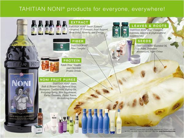 Nước ép trái nhàu Tahitian Noni Juice có tốt không?