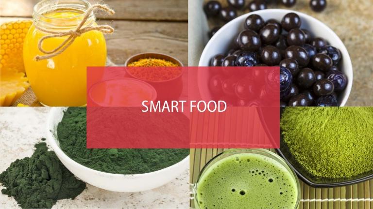 Công nghệ Nano của D4x – Smart Food Vision