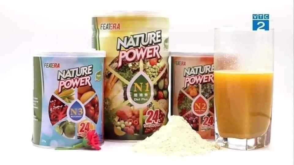 Bộ Nature Power N1, N2, N3 Dinh Dưỡng Tế Bào Máu