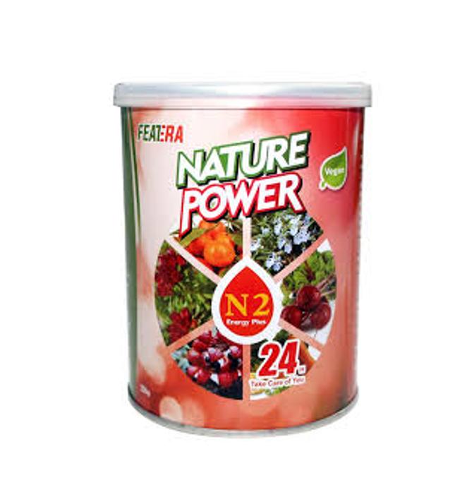 Nature Power N2 Energy plus – Năng Lượng Từ Thảo Dược