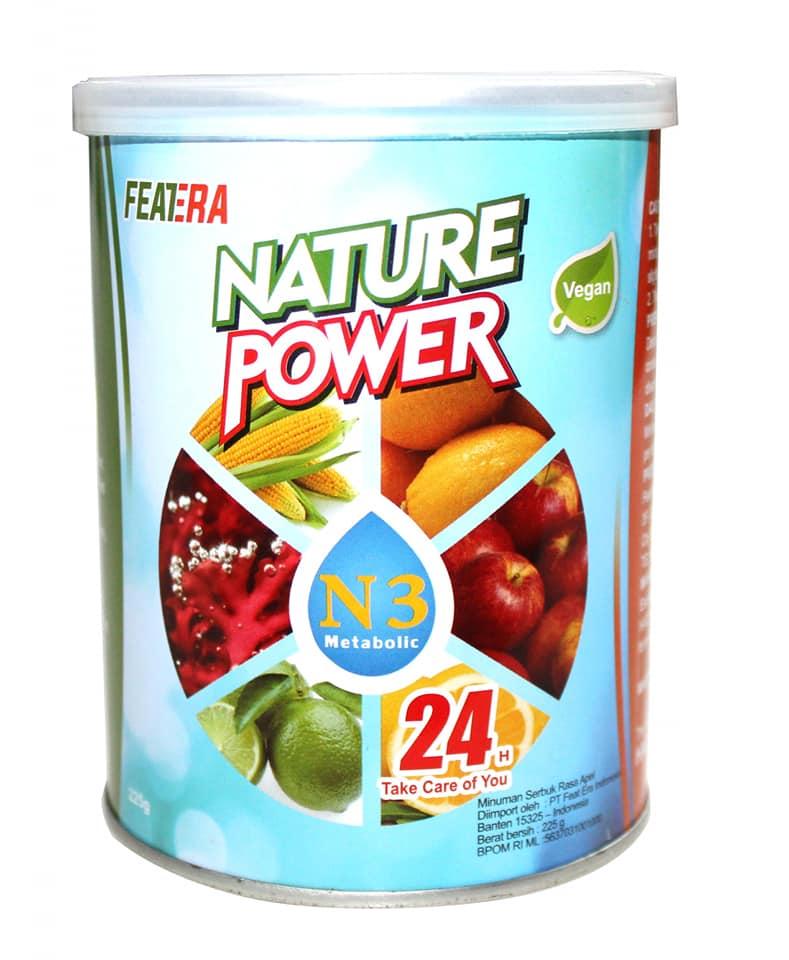 Nature Power N3 Metabolic – Khoáng Chất Tế Bào