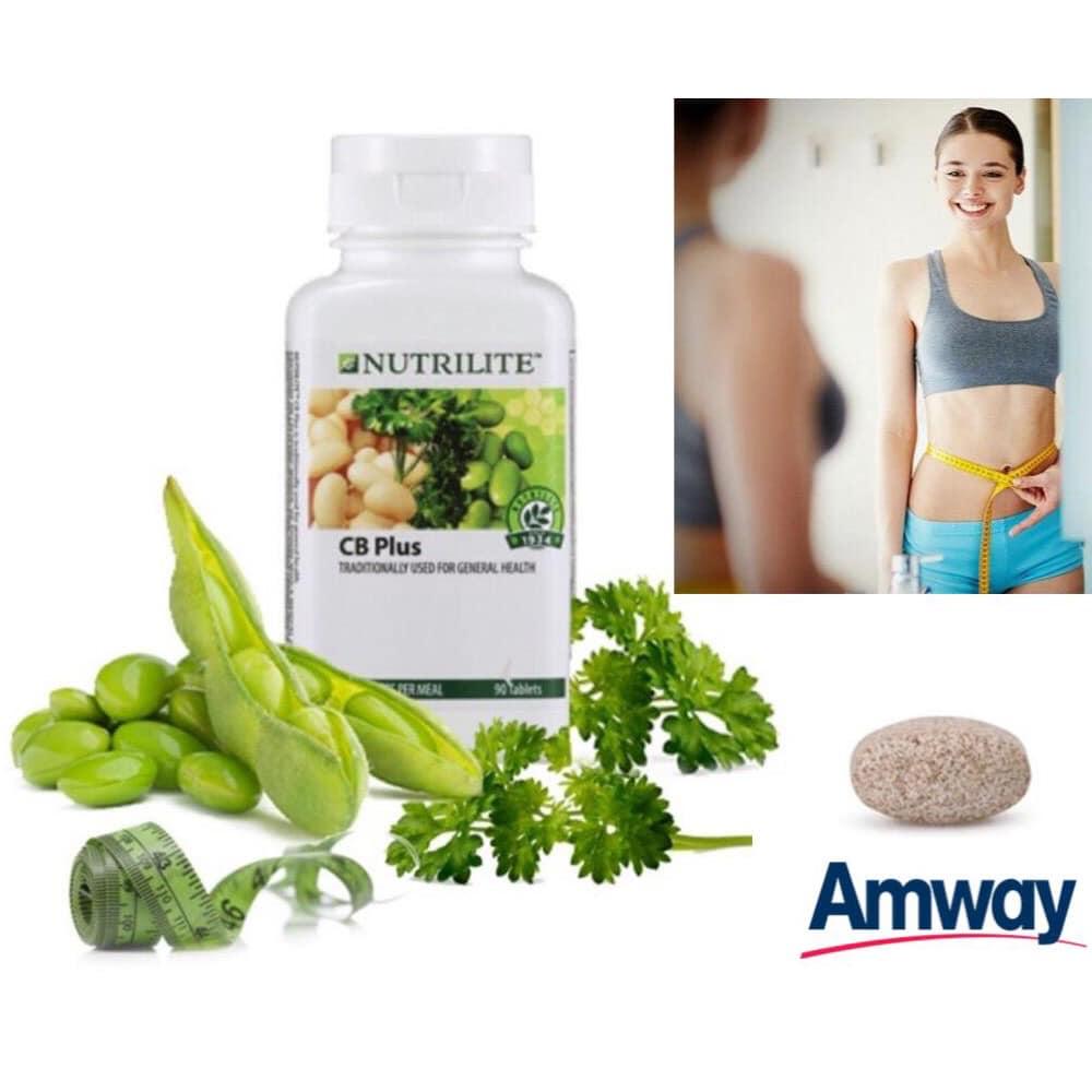Viên Hỗ Trợ Giảm Cân Amway Nutrilite CB Plus